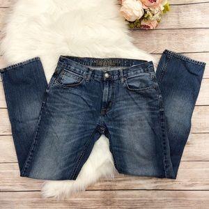 American Eagle Vintage Slim Straight Jeans 32x34